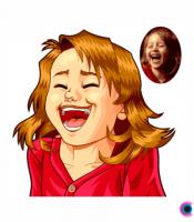 comprar caricaturas personalizadas