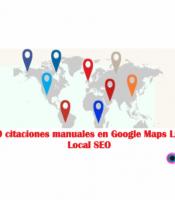 citaciones google map